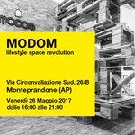 Ti interessa il mondo delle costruzioni in #legno e #bioedilizia. Vieni a trovarci il 26 Maggio. Anche @MODOM_Arch aderisce a #studiaperti