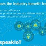 Are you ready for the #IIoT? #wespeakiot
