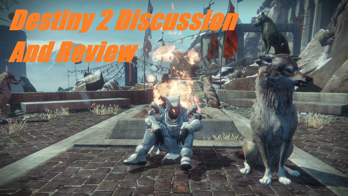 My Destiny 2 My Discussion And Review Video Is Up Now Check It Out Peace #Destiny #Destiny2 #XboxOne   https:// youtu.be/HZGHiZ3EV8M  &nbsp;  <br>http://pic.twitter.com/wIaIN3j8eu