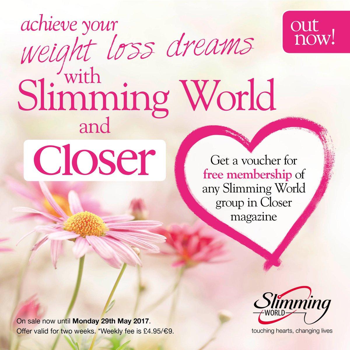 Slimming World On Twitter Get Free Slimmingworld Membership In