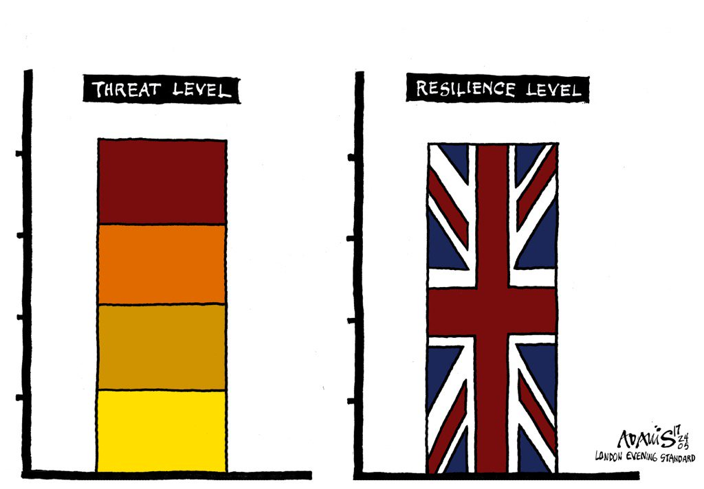 Our cartoonist @Adamstoon1 @EveningStandard sums up the nation's mood