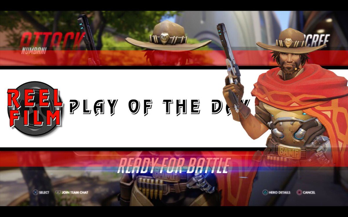 In Ep 2, @MJHall94 embarrasses himself playing McCree!  http:// youtu.be/6199G9CZ9w8?a  &nbsp;   #Overwatch #LetsPlay #Gaming #PS4 #YouTube #McCree<br>http://pic.twitter.com/yCD78KHGQP