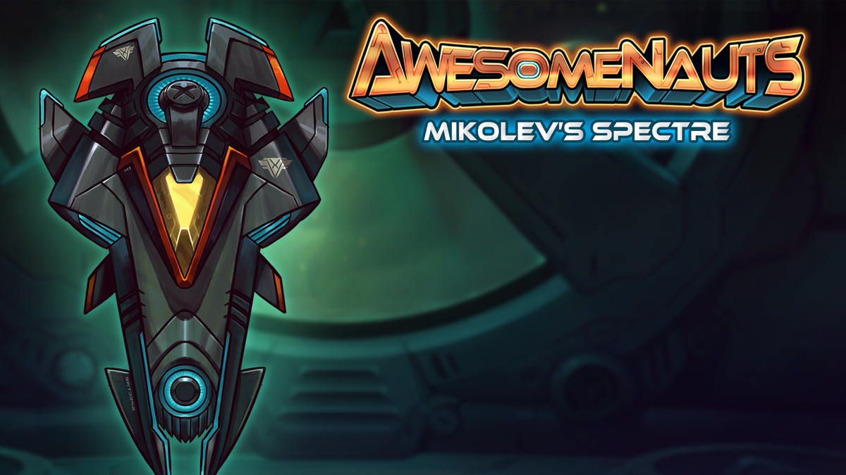 Awesomenauts is going free to play on Steam in 5 hours! RT to have a shot at winning a Mikolev's Spectre droppod! https://t.co/QgqypAwHiT