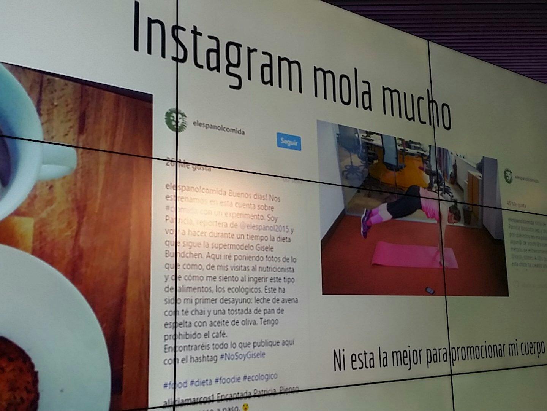 En #MoJoBCN tenemos a @patrimoralesq hablando de la estrategia de redes sociales en @elespanolcom https://t.co/n0QBx6wXUU