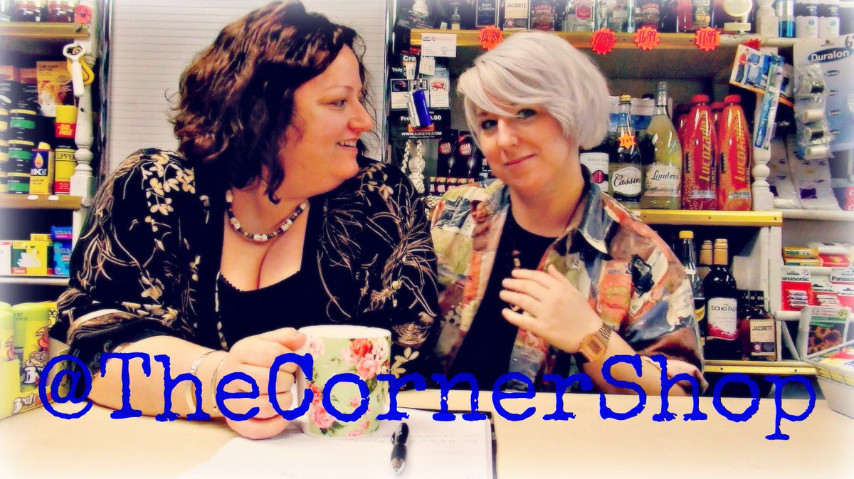 **New Vlog**  A #PreProduction #Vlog of our new 6 part #Webseries written &amp; staring us!  @ TheCornerShop    https://www. youtube.com/watch?v=NnYk5f FiHpM&amp;feature=youtu.be &nbsp; …   #YouTube <br>http://pic.twitter.com/LfHgBJUa17