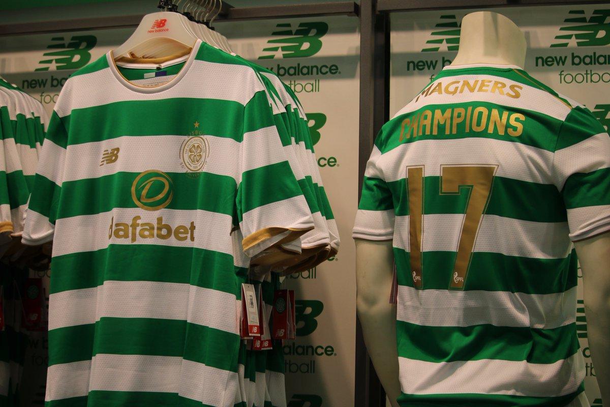 online store 47619 e81cc Celtic Football Club on Twitter:
