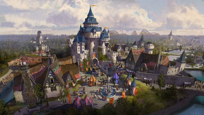 A 'new Disneyland' is coming to the UK - and here's what it's expected to look like https://t.co/wnWt9xft6Y