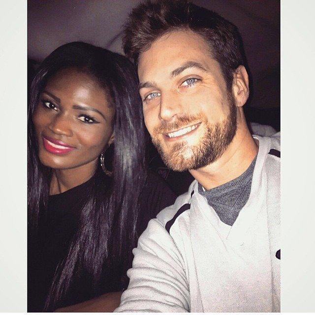 Dating black women and white men