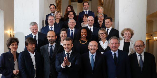 Diversité ethnique : le gouvernement Philippe ne fait pas mieux que les précédents. Par @LaMotet https://t.co/bVu8V4MqZI