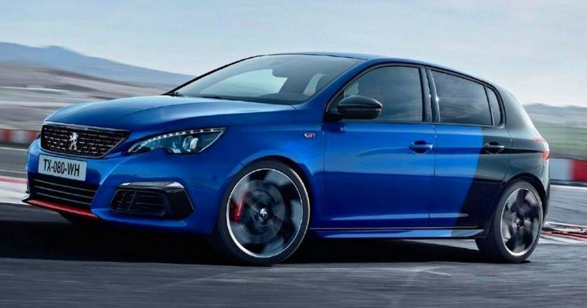 #Peugeot 308 #GTI facelift revealed ahead of schedule?  http:// ow.ly/F3sq30bPtI3  &nbsp;  <br>http://pic.twitter.com/R29QFe6Mix