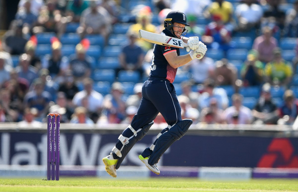 test Twitter Media - Morgan's century powers England to 339/6 at Headingley in the 1st #EngvSA ODI - is it a winning total? https://t.co/ShgdVcBnC5 https://t.co/gMIhNYIK0k