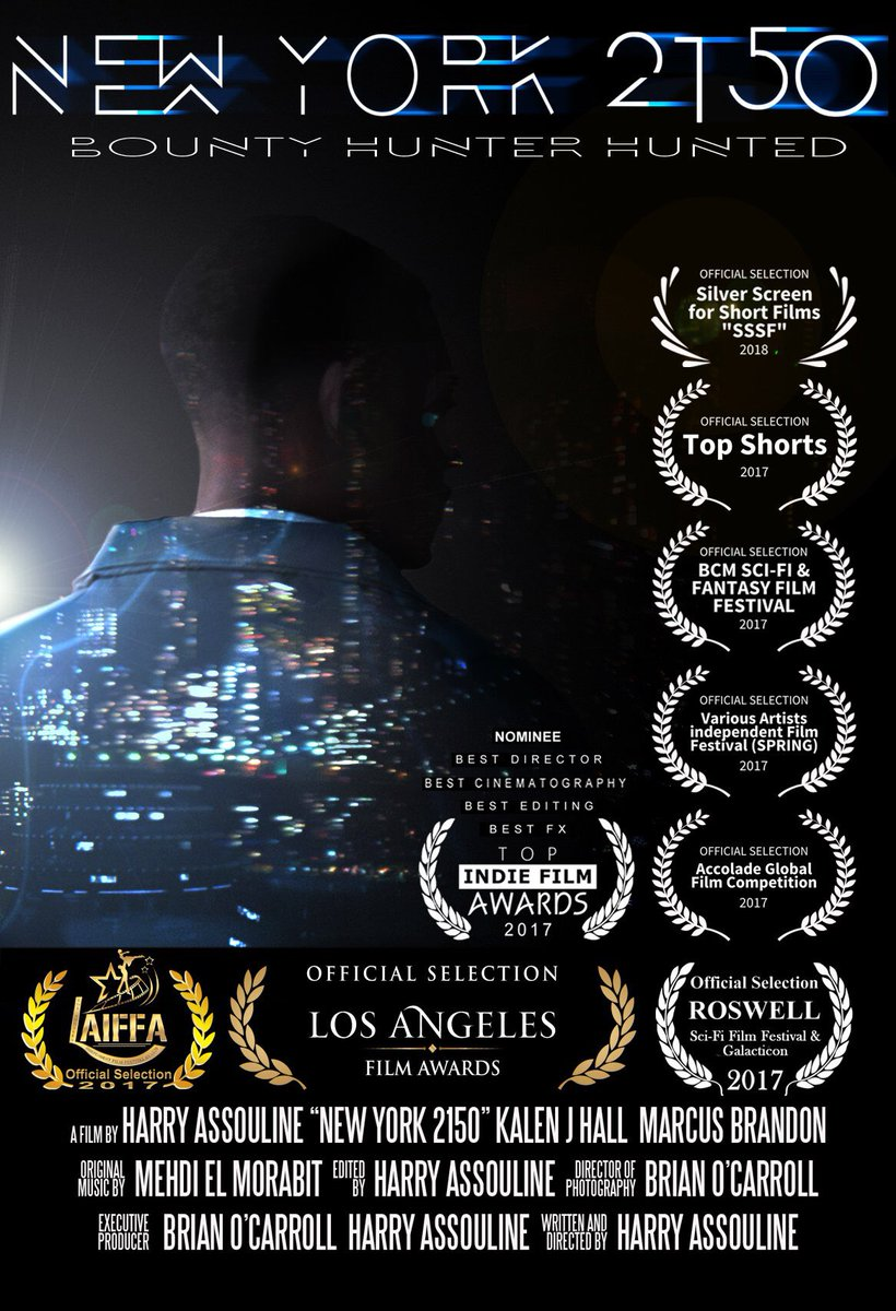 An indie sci-fi action TV Pilot arrives in festivals. #festival #film #filmmaking #Tvpilot #scifi #action #vfx #newyork #producer <br>http://pic.twitter.com/ojcc0YbFcl