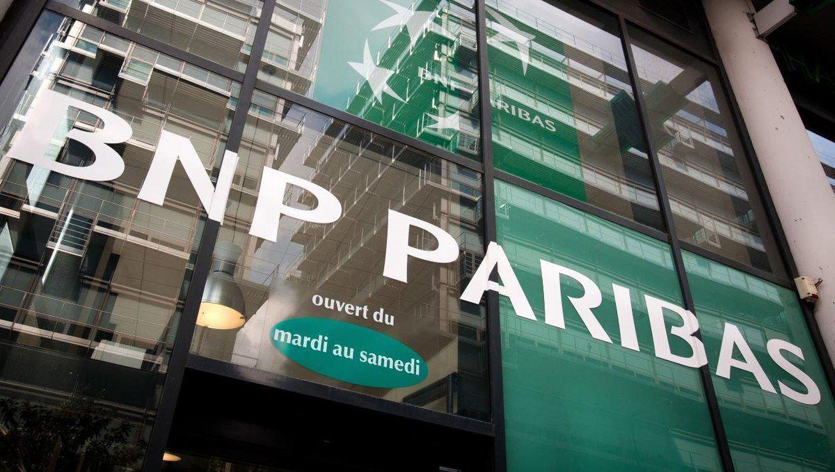 BNP Paribas écope d'une amende de 350 millions de dollars aux États-Unis https://t.co/uwnzpopWF3
