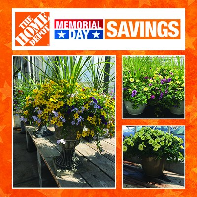 We had a great time at Cromwell Growers seeing all the fantastic #planters going to the @homedepot Incredible quality and value! #gardening<br>http://pic.twitter.com/jVmZ0bXSKD