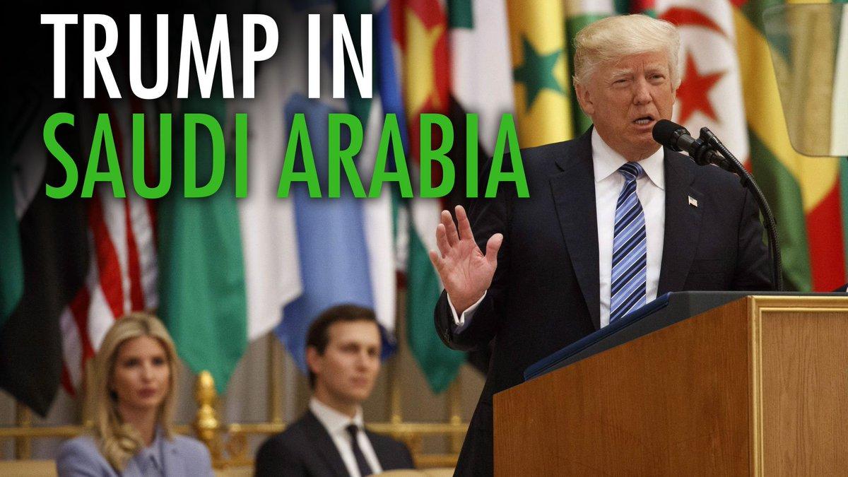 .@DanielPipes grades #Trump\'s speech in Saudi Arabia — with @ezralevant:     #MAGA #tcot