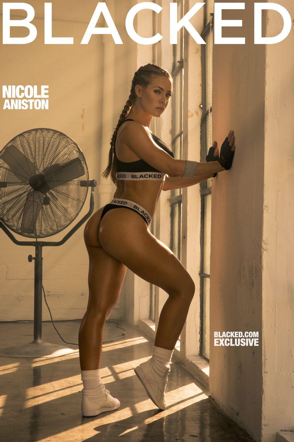 [Blacked] Nicole Aniston - Work Hard, Play Hard (25.05 ...