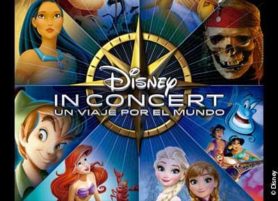 'Disney in Concert: Un Viaje por el Mundo', espectáculo sinfónico de Disney En @circoprice 22 y 23 de junio https://t.co/TqrboyJO5S