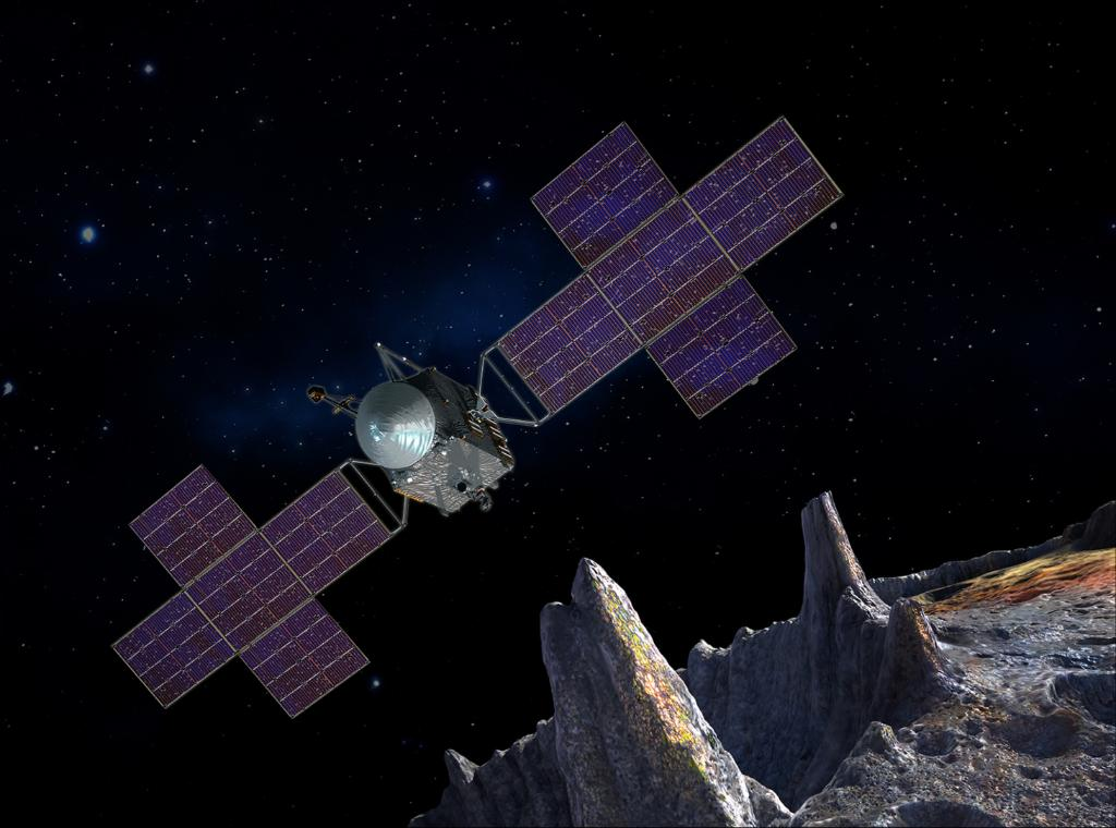 Now launching a year earlier, in 2022, our Psyche mission to a metal asteroid will reach its target 4 years sooner! https://t.co/Qk5OJt4PZJ
