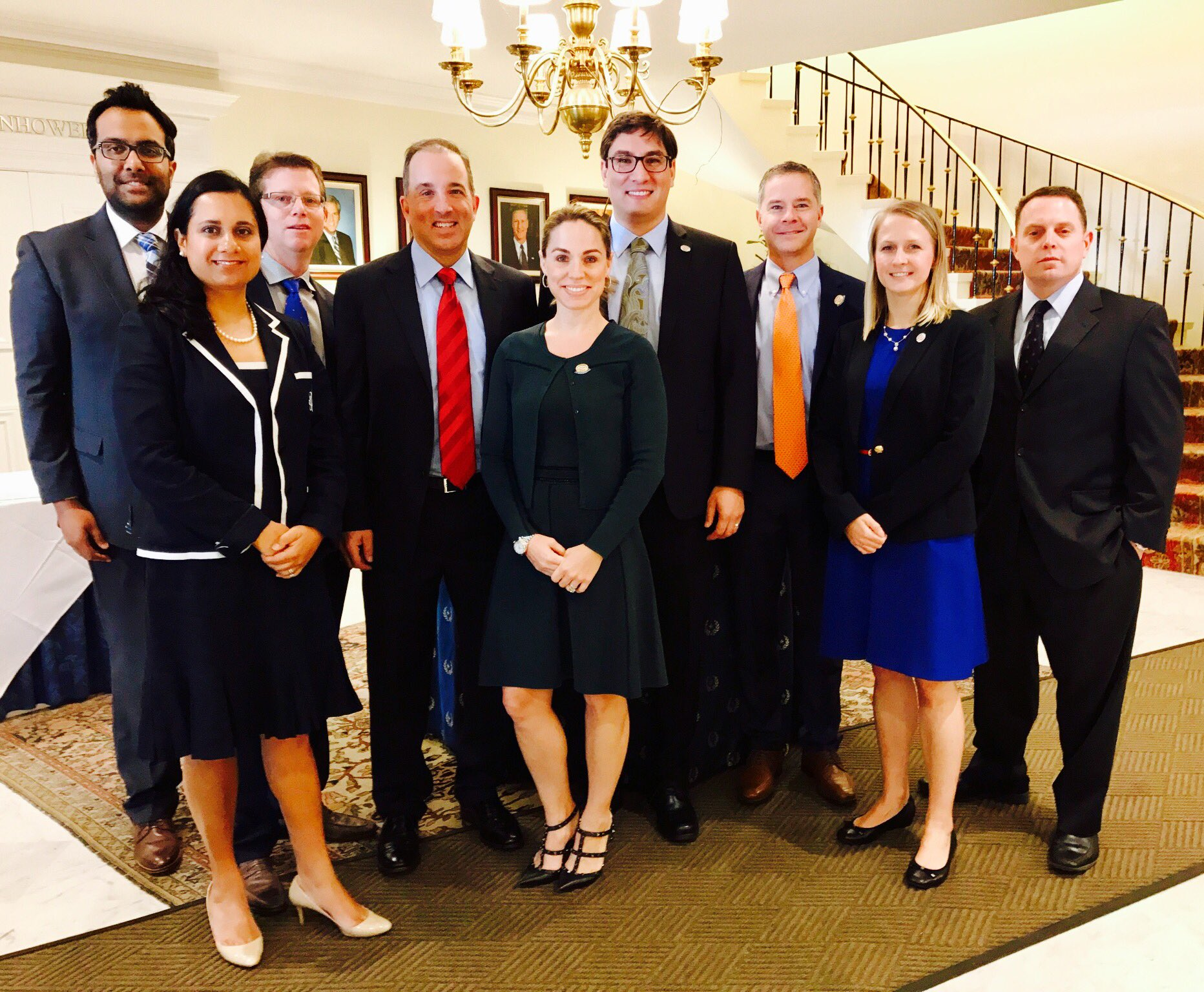 Strong group of advocates representing #NewJersey on Capitol Hil! #ACR2017 #Radiology https://t.co/82g1fx1511