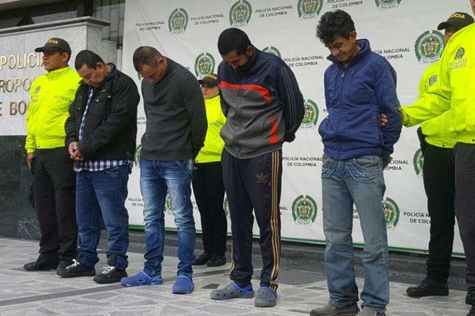 Golpe a 'Los Gomelos', responsables de ollas cerca de colegios en Bogotá. https://t.co/z7wObJcTAk