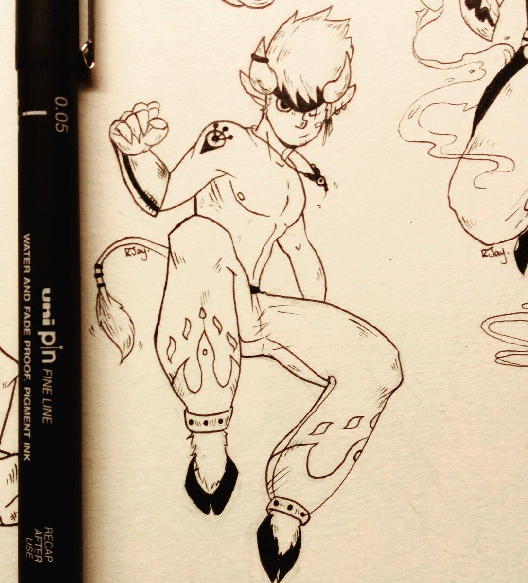 Minotaur Boy