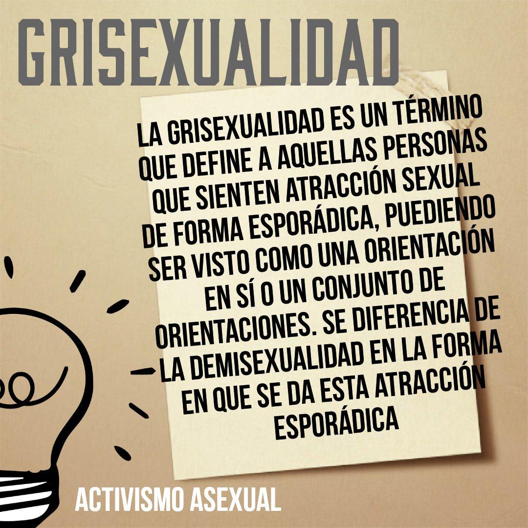 Define persona asexual