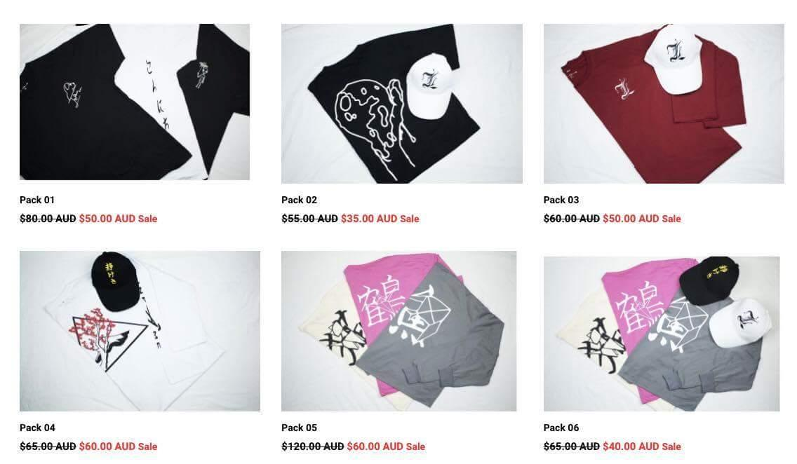 PACKS ARE LIVE! Spread the word and hit up  http://www. infameco.com  &nbsp;   now  #streetwear #urbanwear #mensfashion #womensfashion #hypebeast <br>http://pic.twitter.com/jnA8Q3UBLD