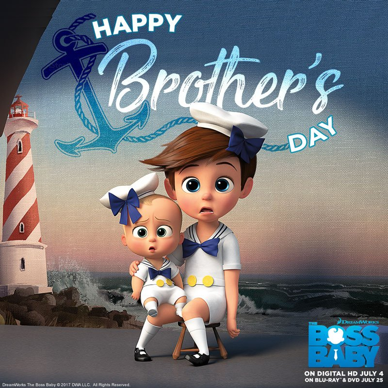 Movies Com On Twitter Start Off Brothersday Right With A
