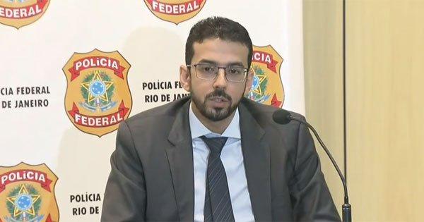 PF dá entrevista sobre operação que tem como alvo Fernandinho Beira-Mar. Assista: https://t.co/6rg34ectsi #G1