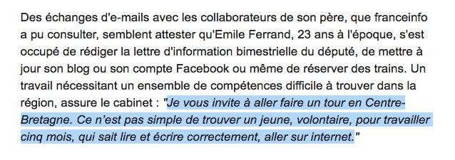 Rappelons que le cabinet de Richard Ferrand, c'est le ministère… de la Cohésion des territoires #ViveLaBretagne 😂 https://t.co/lNY9s5COln
