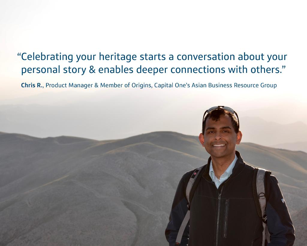 In celebration of #AAPI Heritage Month, we're honored to share the perspectives of our incredible associates like Chris. <br>http://pic.twitter.com/qynV67lQgP