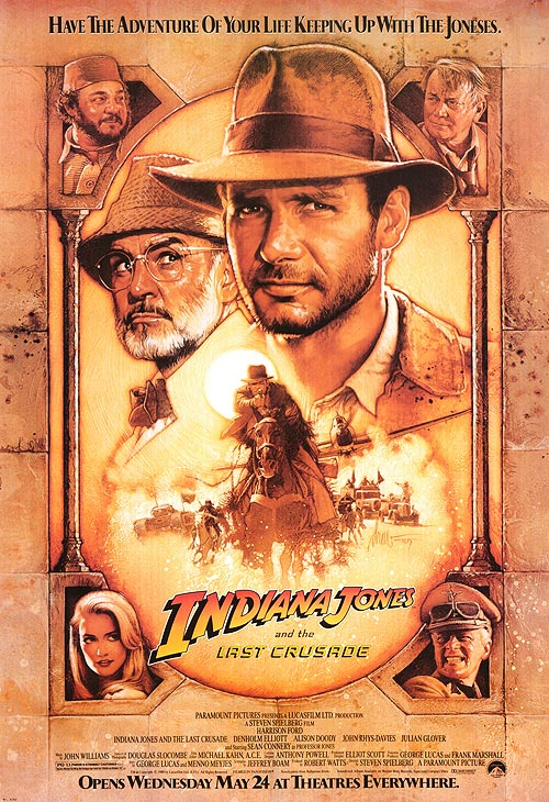 May 24, 1989, Indiana Jones &amp; the Last Crusade was released in theaters. #80s <br>http://pic.twitter.com/Cr1f9K3Y8N