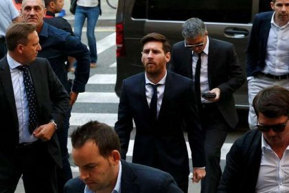 Spanish Supreme Court has, on Wednesday, affirmed the 21-month jail sentence plus €2.09m ($2.25m) fine slammed on Lionel Messi for tax evasion.