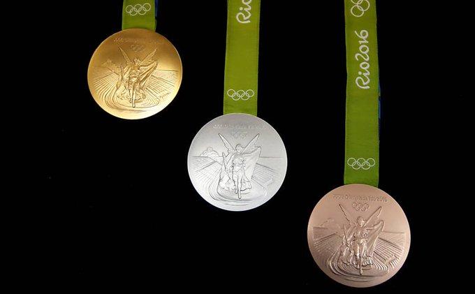 Mais de 80 atletas dos EUA nos Jogos do Rio devolvem medalhas danificadas https://t.co/9rD2sXqX2p
