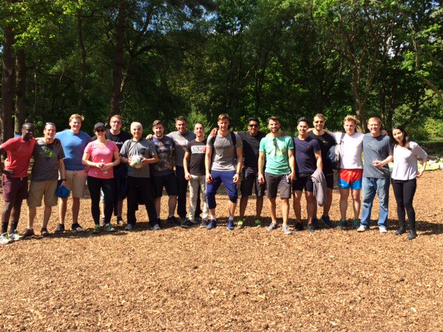 A massive thank you to @MicrosoftUK #volunteers for their hard work! We&#39;ve worn you out, but it&#39;s been a great day @AvonTyrrell<br>http://pic.twitter.com/LRBpgN9kal