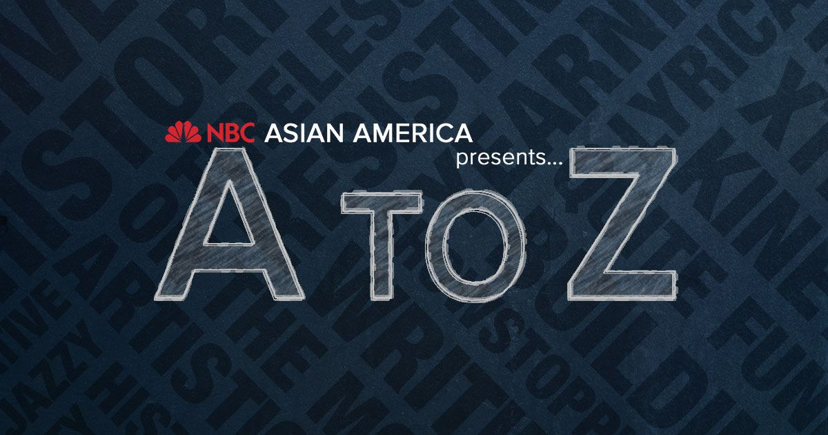 .@NBCAsianAmerica Presents #AtoZ, a celebration of the emerging voices of the #AAPI communities:  http:// buff.ly/2qhTUMG  &nbsp;   #AAPIHeritageMonth<br>http://pic.twitter.com/1Np9d35ur8