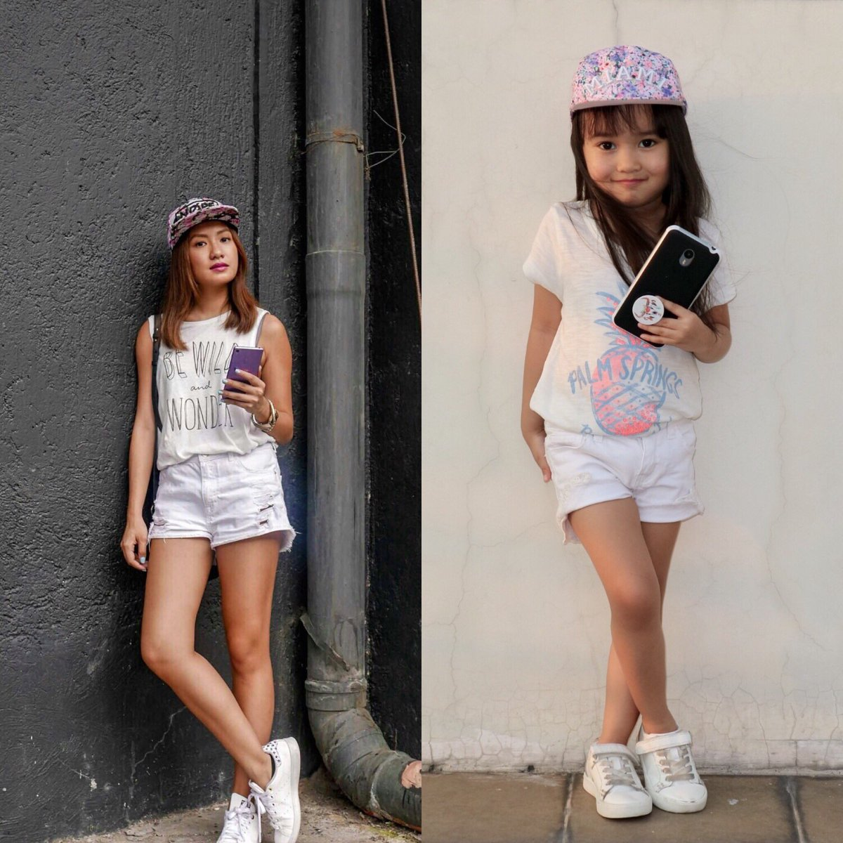 OOTD: Floral x White Photo &amp; Outfit Idea grabbed from Ms. @laureenmuy  #ootd #hmkids  #hmkidsfashion  #smkids #smkidsfashion @SMKidsFashion<br>http://pic.twitter.com/vFKH17gRMr