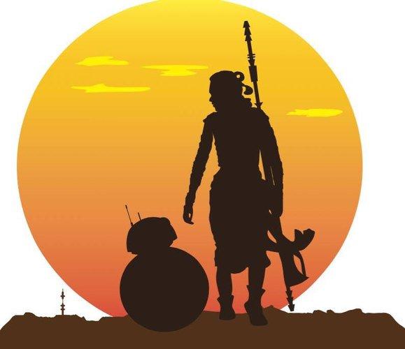 Unsung Hero  http://www. etsy.com/shop/GealshaArt     #Star Wars #Reypic.twitter.com/SsjiGSdNkE