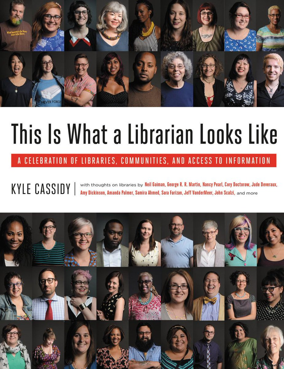 Portraits Of Librarians Celebrate America&#39;s Bookish Unsung Heroes  http:// buff.ly/2qPEWB2  &nbsp;   #futurereadylibs #tlchat #iowatl<br>http://pic.twitter.com/Ki6JVlmZf5