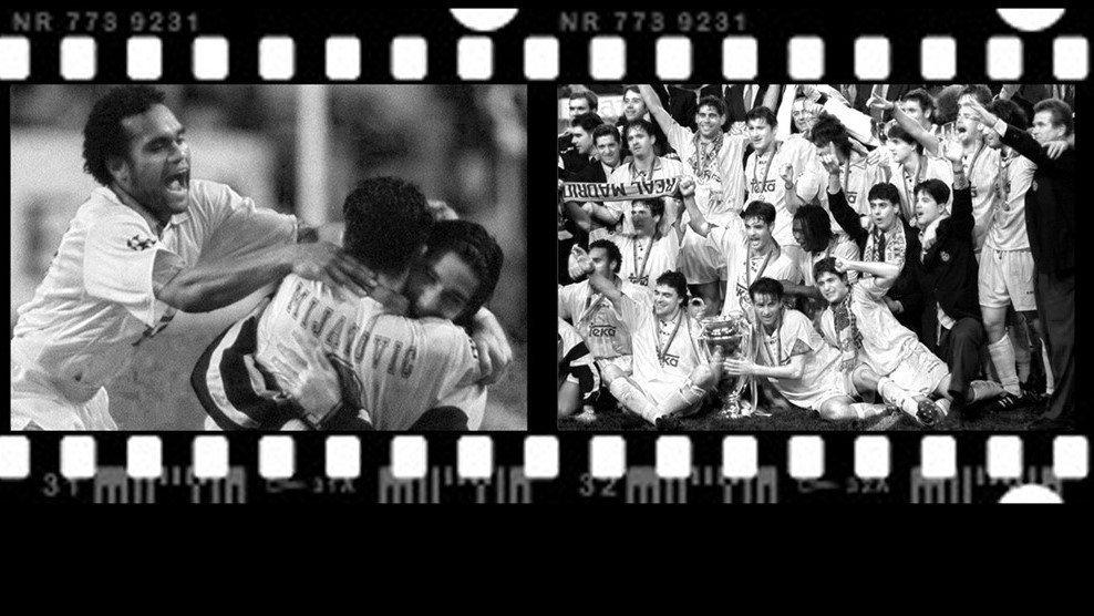 GALERÍA DE FOTOS 📸 @realmadrid y @juventusfces se midieron en 1998 en...