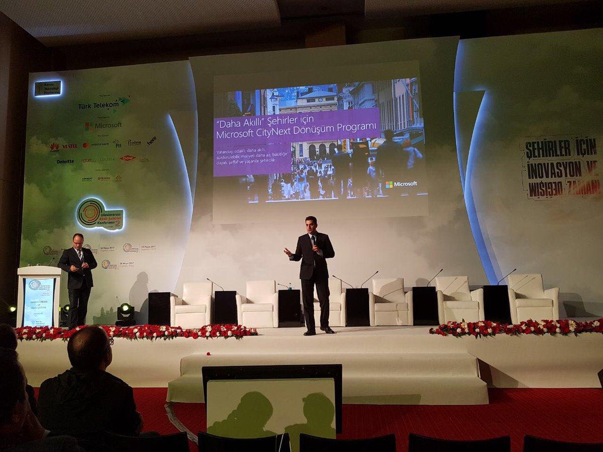 """test Twitter Media - Levent Erkan: """"Microsoft CityNext ile belediye hizmetlerini dünya standartlarında bir platform haline getiriyoruz."""" https://t.co/eRKHCriFsR"""