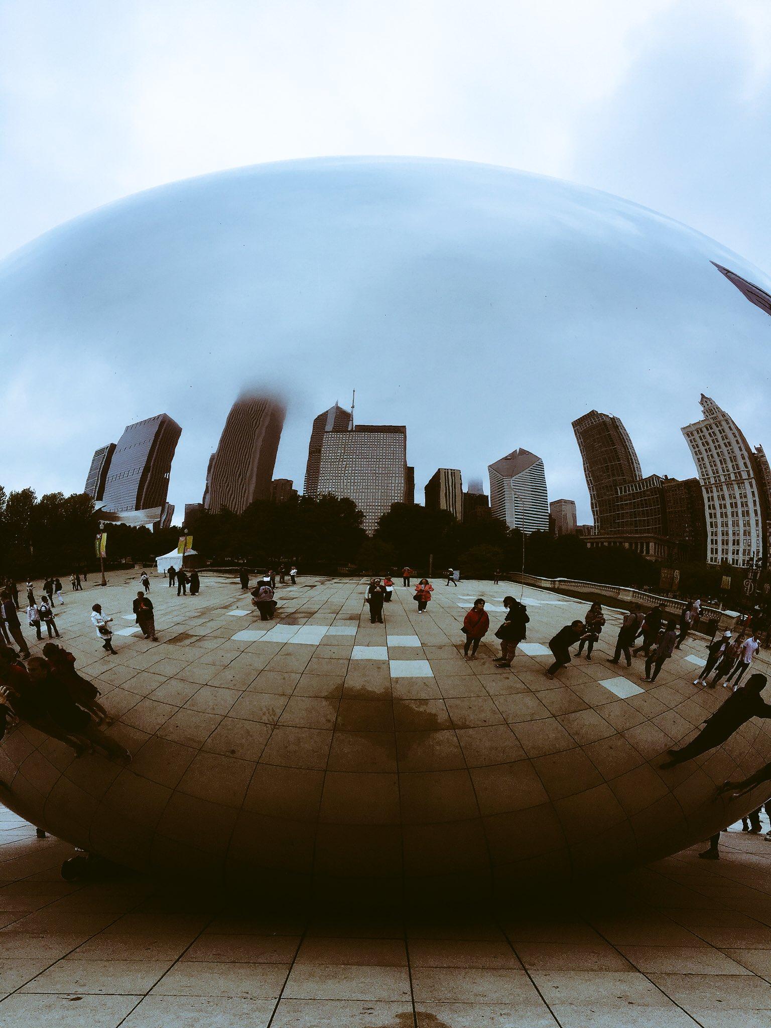 I'm here, Chicago! https://t.co/tSZuLM5PMG