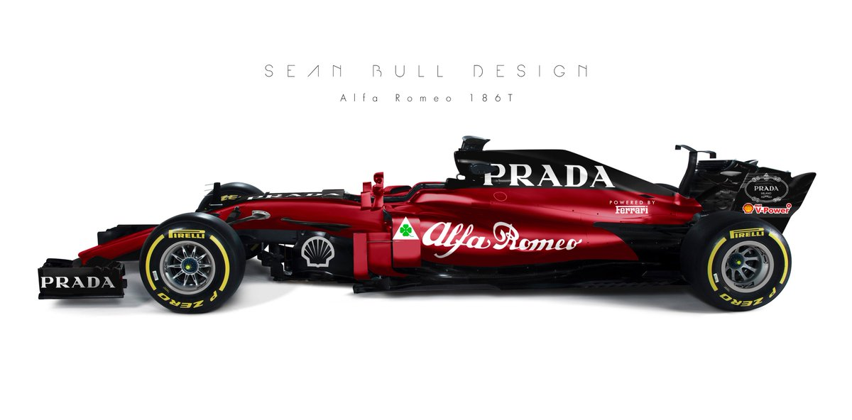 sean bull design on twitter how about the much rumoured alfa romeo return to f1 alfaromeo. Black Bedroom Furniture Sets. Home Design Ideas