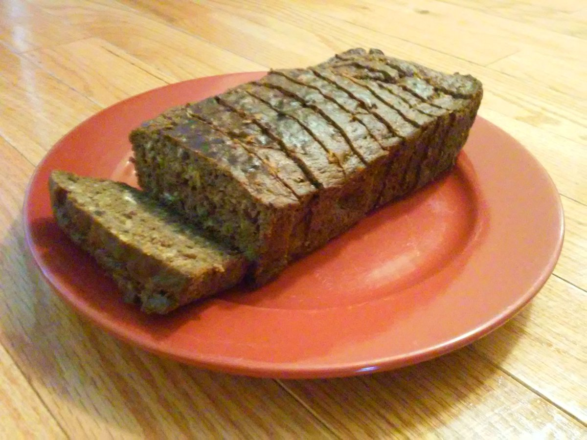 www.tinyplatetinywaist.xom  #Chocolate Raspberry #bread is the best #HealthyBreakfast!  #momlife #baking #foodie #oats #brewersyeast #baking<br>http://pic.twitter.com/OTjSehylpX