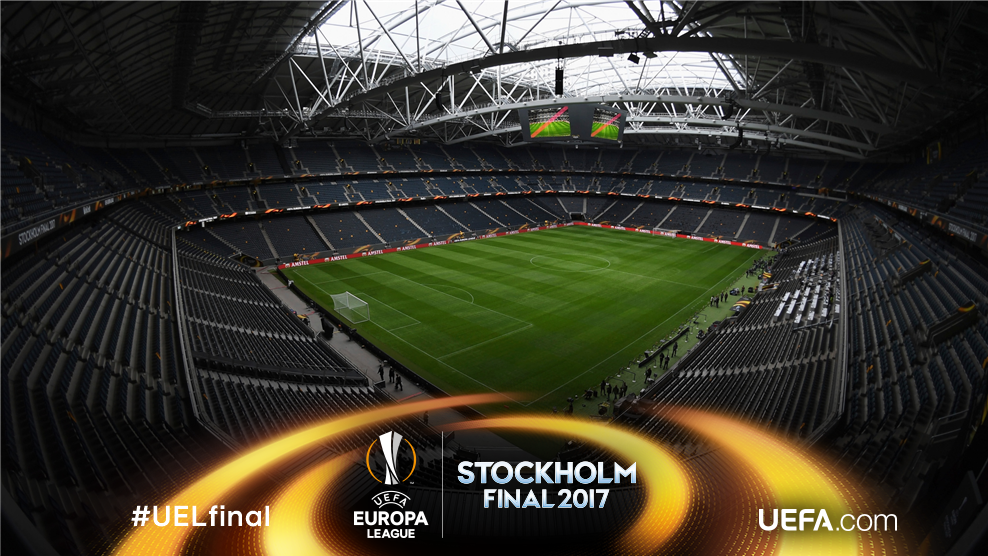 Good luck to both @AFCAjax &amp; @ManUtd tonight in @EuropaLeague final. My prediction is 2:0 to #ManUnited #UELfinal<br>http://pic.twitter.com/AiRSTzsz7N