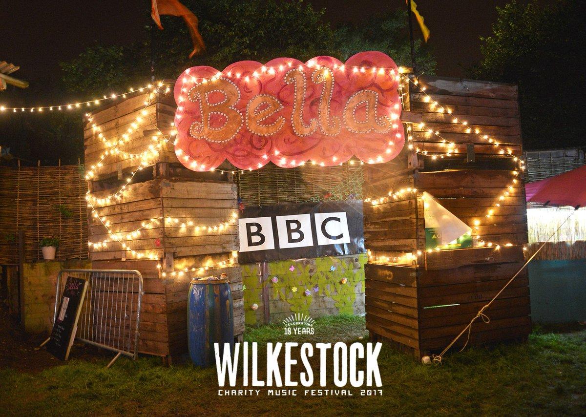 Bella's stage - @bbcintroducing  #Wilkestock17 #Wilkestock #BBC #LiveMusic #Festival #Hertfordshirepic.twitter.com/zzZKe2BDOC