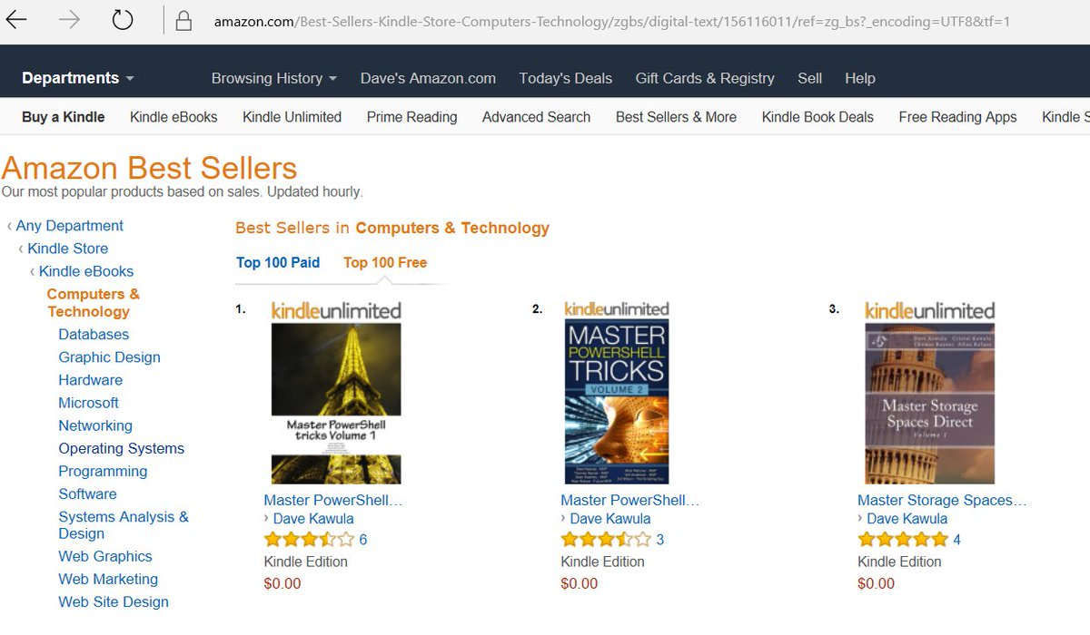 Hey .@stephenlrose your #MODE team is rocking the #1bestsellers list #SharePoint Number 1,2,3 #Office365 .@Office365_Tech .@Office<br>http://pic.twitter.com/plIFA9L4Vr