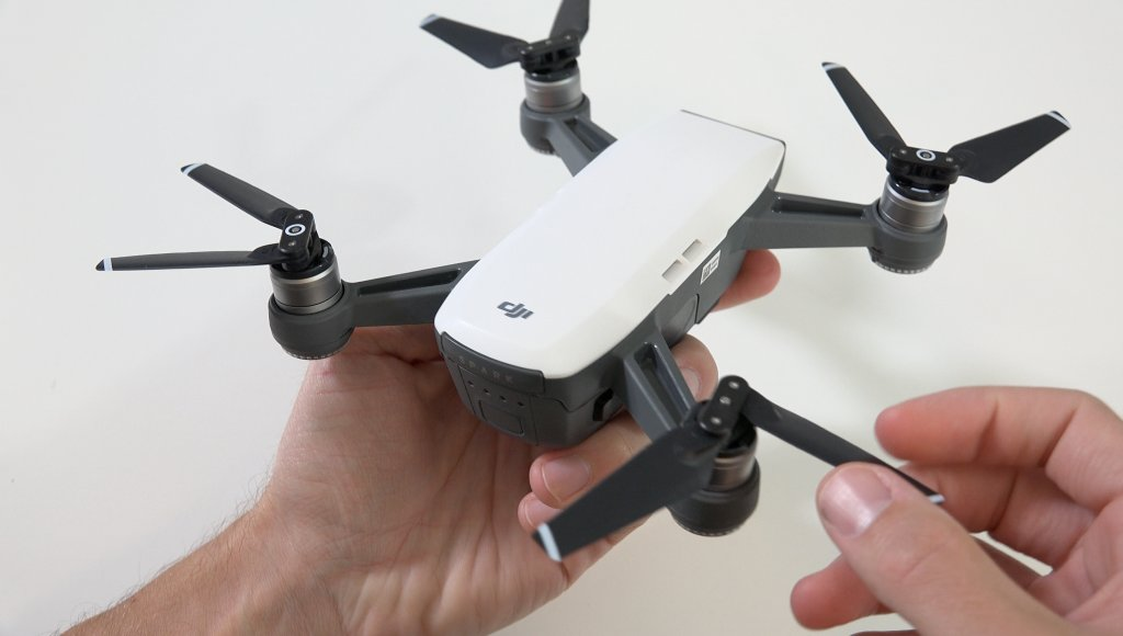 DJI New Mini Mavic AKA the Spark drone leaked info