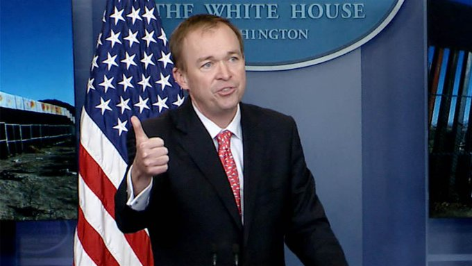 'We stand by the numbers,' Trump budget director says of $2,000,000,000,000 error that uses same money twice. https://t.co/iSU10e0wy3