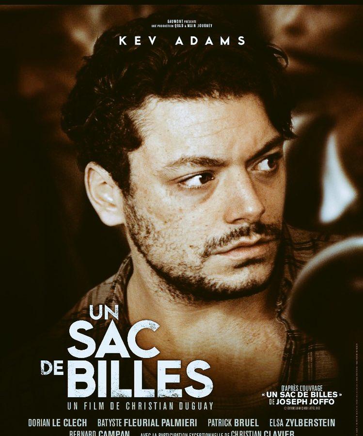 Le Magnifique film #UnSacDeBilles sort aujourdhui en DvD & VoD ! A voir et revoir sans modération .. #History #Love